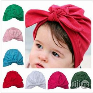Baby Cap Baby Headband | Children's Clothing for sale in Lagos State, Ajah