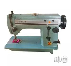 Singer Straight, Embroidery and Zigzag Sewing Machine   Manufacturing Equipment for sale in Lagos State, Lagos Island (Eko)