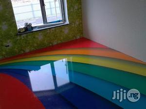 Best 3D Epoxy Flooring & Epoxy Chemicals In Onne   Building Materials for sale in Rivers State, Bonny