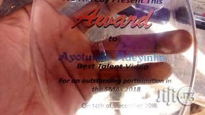 Acrylic Award | Arts & Crafts for sale in Lagos State, Apapa