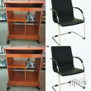 Computer Table With Office Chair | Furniture for sale in Lagos State, Isolo