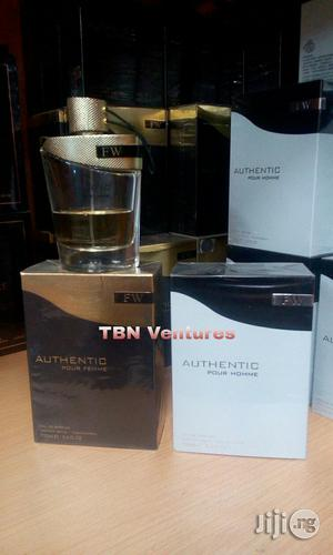 Authentic Pour Homme And Authentic Pour Femme EDP   Fragrance for sale in Lagos State