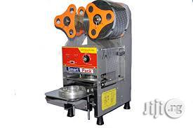Cup Sealer Sealing Machine | Manufacturing Equipment for sale in Abuja (FCT) State, Jabi