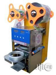 Commercial Semi-automatic Cup Sealing Machine Sealer | Manufacturing Equipment for sale in Abuja (FCT) State, Jabi