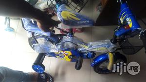 Children Bicycle Size 12 With Carrier and Basket   Toys for sale in Lagos State, Lekki