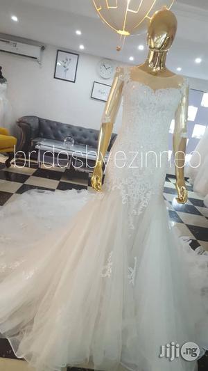 Bridesbyezinneo Wedding Dress | Wedding Wear & Accessories for sale in Ogun State, Abeokuta South