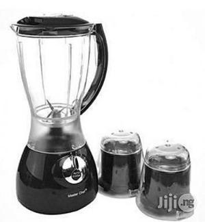 3 in 1 Electric Blender With Mill -Master Chef B11   Kitchen Appliances for sale in Lagos State, Alimosho