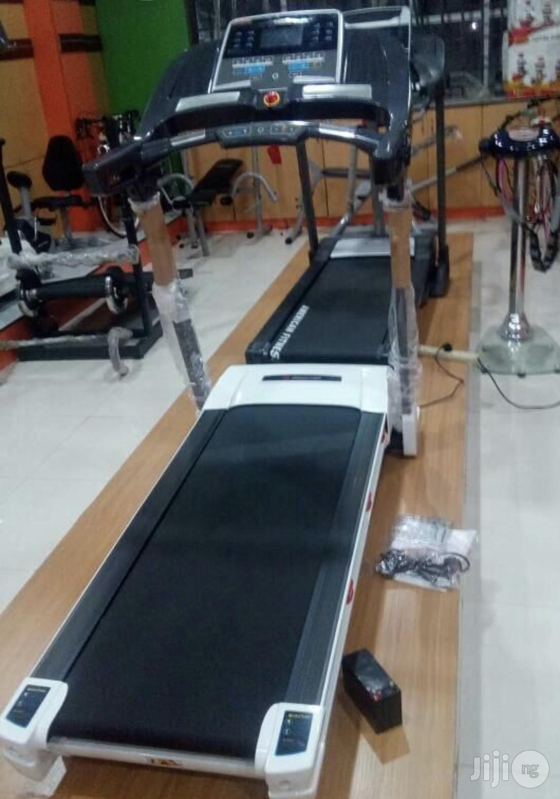 American Fitness Treadmill (3hp)