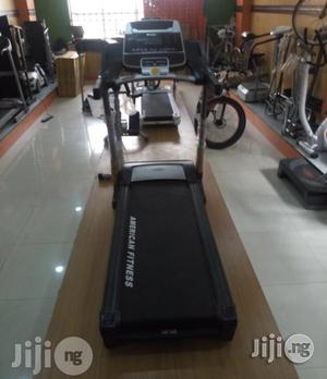 New 3hp Treadmill (American Fitness) | Sports Equipment for sale in Lagos State