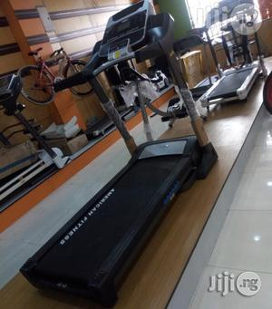 Brand New 3hp Treadmill (American Fitness) | Sports Equipment for sale in Bauchi State, Bauchi LGA