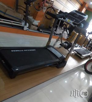 Brand New 3hp Treadmill (American Fitness) | Sports Equipment for sale in Anambra State, Awka