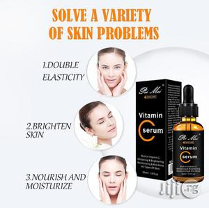 Vitamin C Serum - Organic Anti-aging Topical Facial Serum With Hyaluronic Acid, For Wrinkles / Age Spots, Facial Skin Care   Skin Care for sale in Lagos State, Magodo