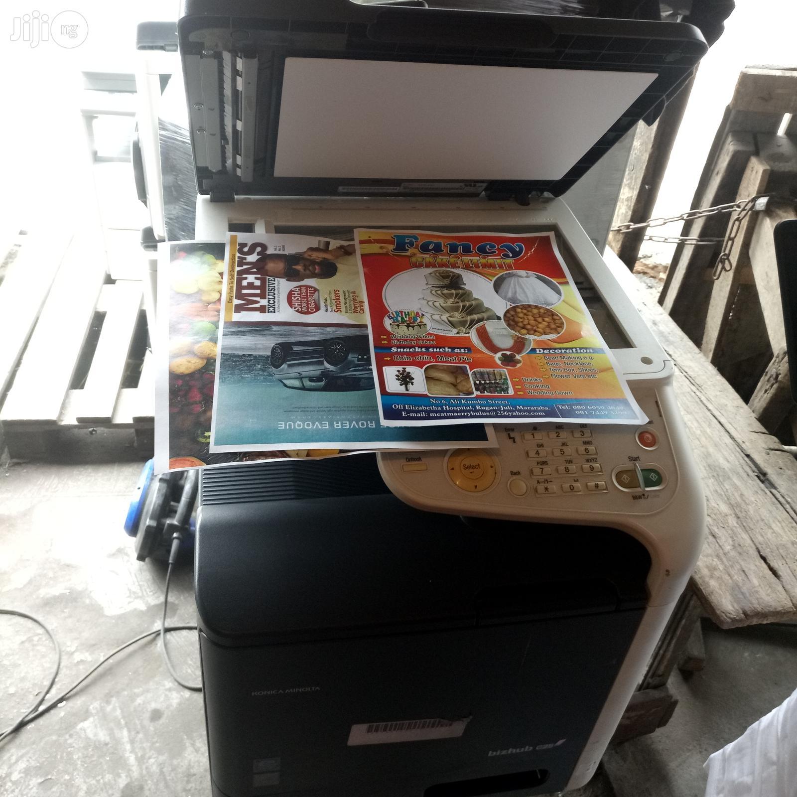 Bizhub C25 DI Photocopier | Printers & Scanners for sale in Surulere, Lagos State, Nigeria