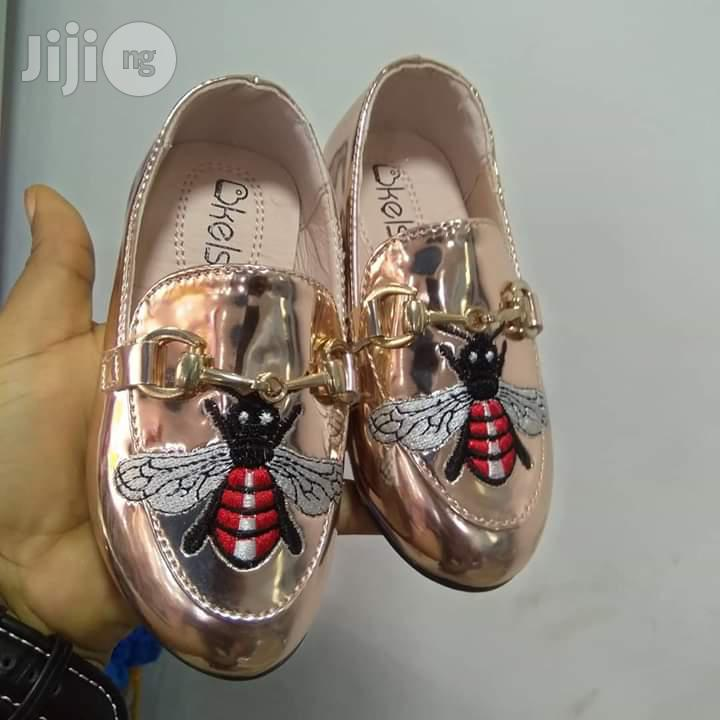 Rose Pink Dress Shoe For Kids | Children's Shoes for sale in Lagos Island (Eko), Lagos State, Nigeria