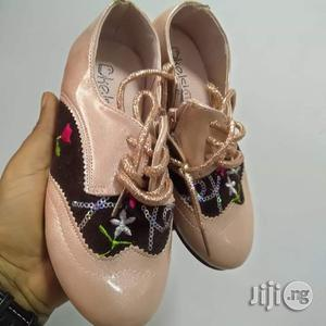 Rose Pink Dress Shoe For Kids | Children's Shoes for sale in Lagos State, Lagos Island (Eko)