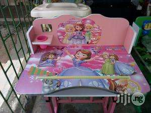 Brand New Children Reading Table And Chair   Children's Furniture for sale in Lagos State, Ikeja