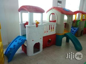 Double Outdoor Playground House | Toys for sale in Lagos State