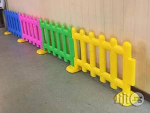 Plastic Children Playground Fence For Schools For Sale On Grineria. | Garden for sale in Lagos State