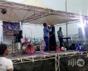 Stage for Rent/ Hire   DJ & Entertainment Services for sale in Lagos State, Ikeja