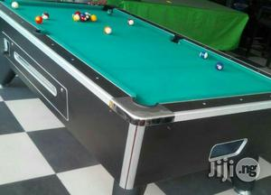 Marble With Coin Snooker Board | Sports Equipment for sale in Lagos State, Agege