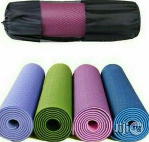 Yoga Mat With Bag   Sports Equipment for sale in Lagos State