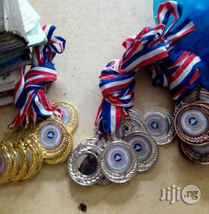 Brand New Gold, Silver And Bronze Medal | Arts & Crafts for sale in Lagos State, Lekki