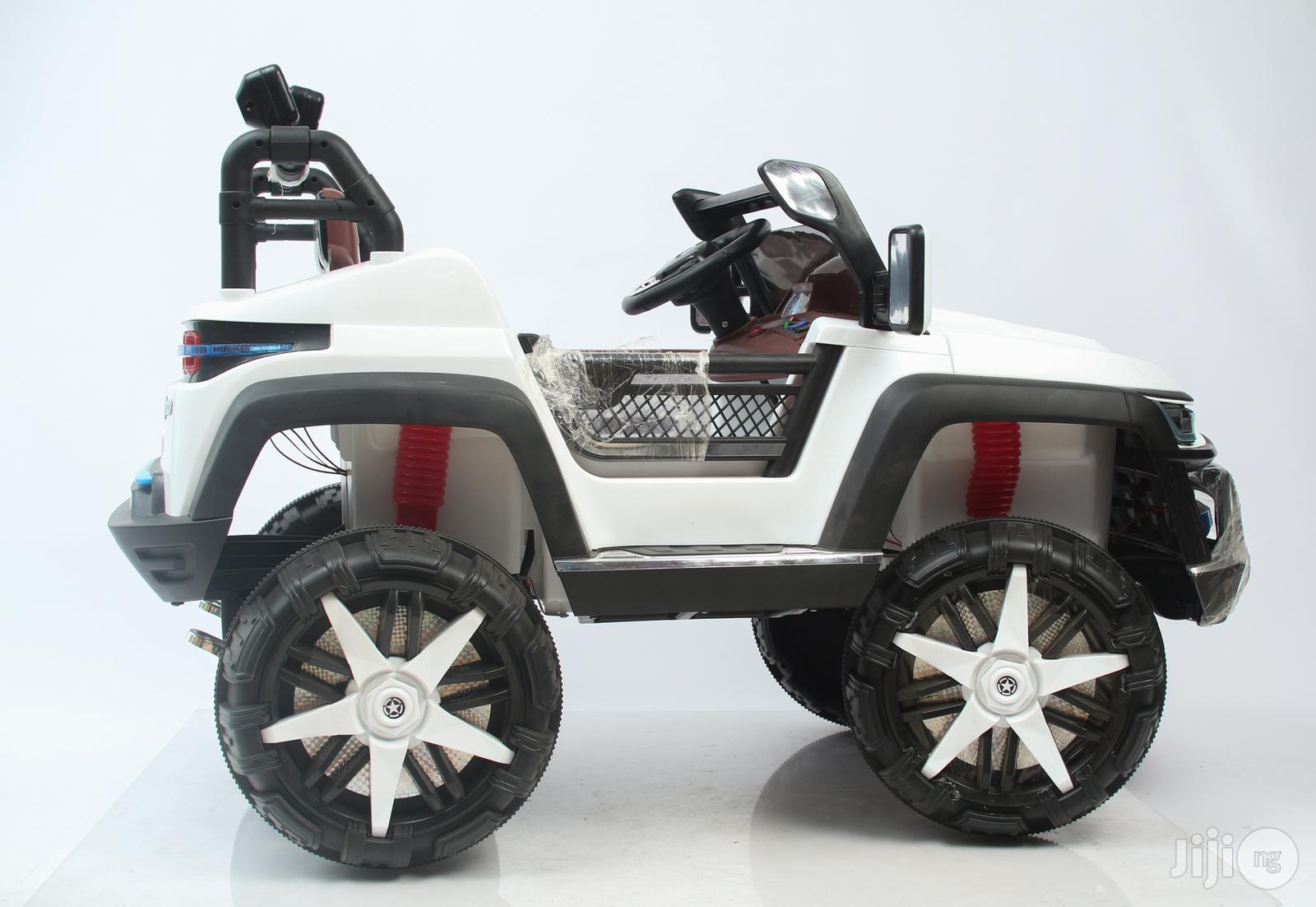 Baby Range Rover Jeep