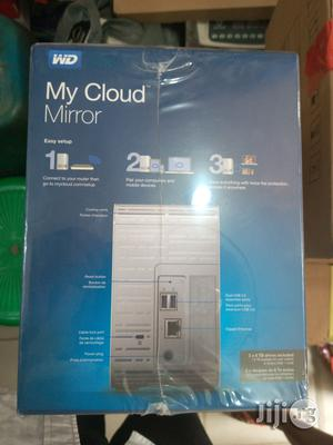 Western Digital (Wd) 16TB My Cloud Mirror | Computer Hardware for sale in Lagos State, Ikeja