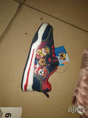 Paw Patrol Canvas Sneakers for Boys | Children's Shoes for sale in Lagos State, Lagos Island (Eko)