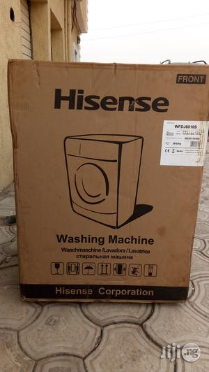Hisense Front Loader Automatic Washing Machine   Home Appliances for sale in Lagos State, Ojo