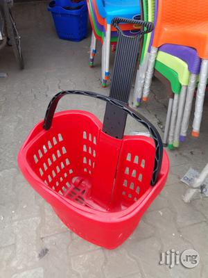 Brand New Unique Plastic Super Market Trolley | Store Equipment for sale in Lagos State, Ikoyi