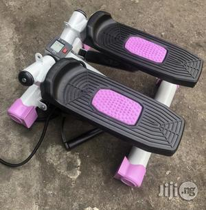 Brand New Mini Stepper With Resistant Rope | Sports Equipment for sale in Lagos State, Magodo