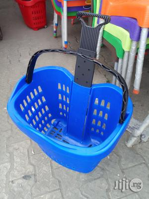 Brand New Exotic Plastic Super Market Trolley | Store Equipment for sale in Lagos State, Ikoyi