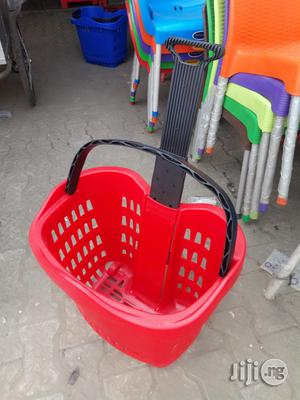 High Quality Plastic Super Market Trolley Brand New Hi | Store Equipment for sale in Lagos State