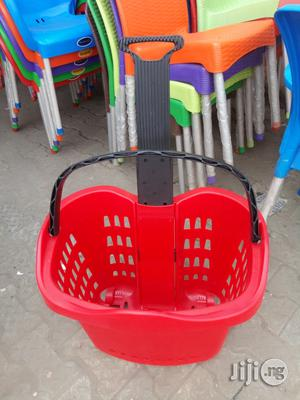 Best Quality Plastic Super Market Trolley Brand New | Store Equipment for sale in Lagos State