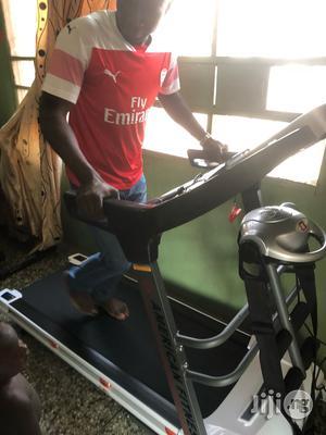 Brand New Treadmill With Massager   Massagers for sale in Jigawa State, Dutse-Jigawa