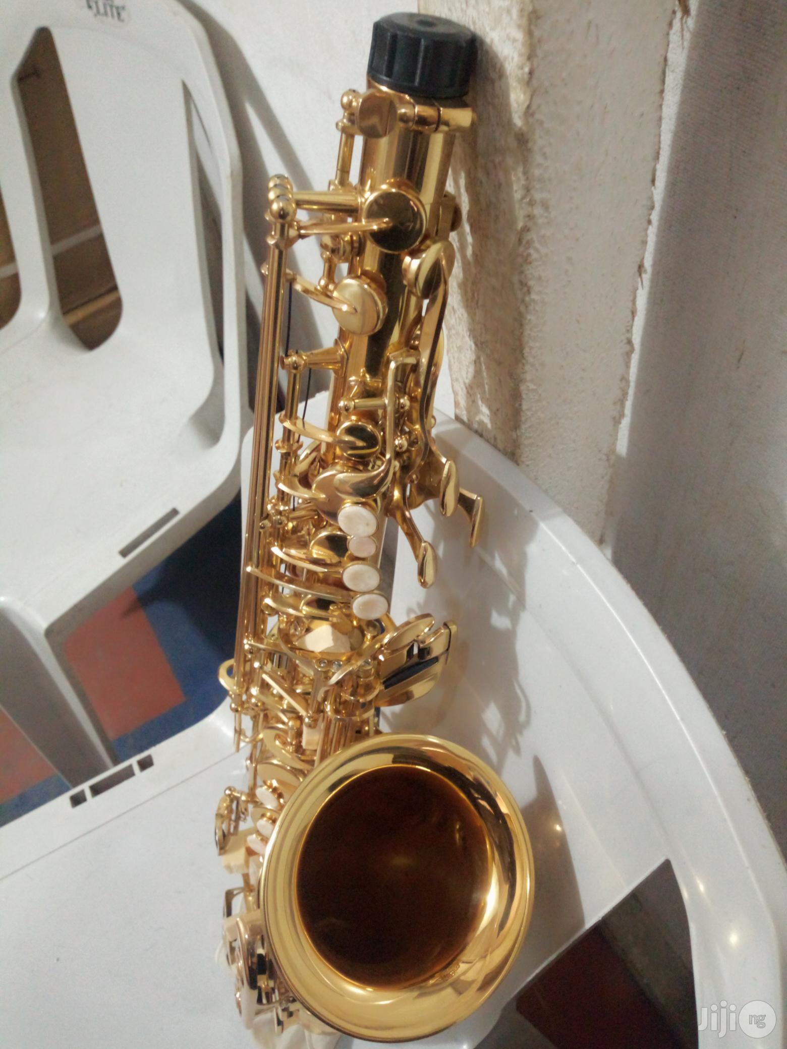 Archive: Alto Saxophone (Gold)