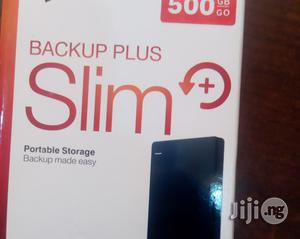 Seagate 500gb External Hard Drive | Computer Hardware for sale in Lagos State, Ikeja