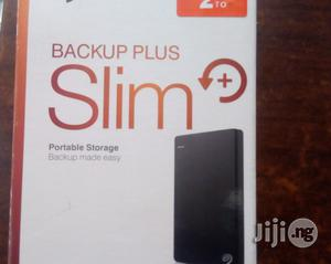 Seagate 2tb Backup PLUS Slim | Computer Hardware for sale in Lagos State, Maryland