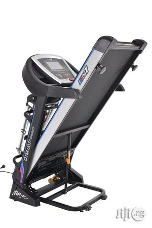 Brand New 2.5hp Treadmill With Massger   Sports Equipment for sale in Sokoto State, Kebbe