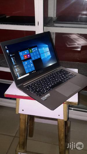 Laptop Asus UX30 4GB Intel Core I5 SSD 128GB | Laptops & Computers for sale in Lagos State, Ikeja