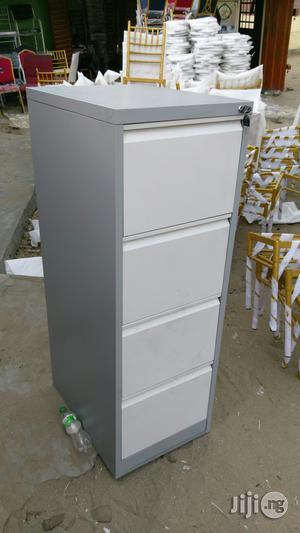 Off Metal Cabinet | Furniture for sale in Lagos State, Lekki
