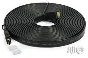 HDMI 30M Flat Cable | Accessories & Supplies for Electronics for sale in Lagos State, Ikeja