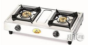 Bajaj Pride DLX 2 Burner Table Top Gas Stove   Kitchen Appliances for sale in Lagos State, Mushin