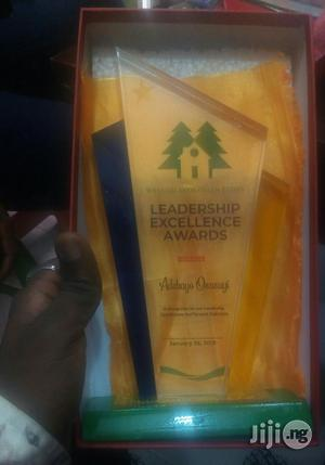 Quality Acrylic Award   Arts & Crafts for sale in Lagos State, Surulere