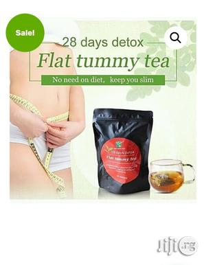 Flat Tummy Tea - 28days Detox   Vitamins & Supplements for sale in Lagos State
