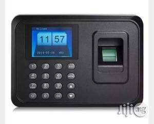 Biometric Fingerprint Time Attendance Machine | Safetywear & Equipment for sale in Lagos State, Ikeja
