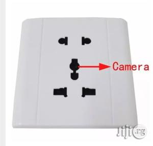 Wall Socket Spy Camera   Security & Surveillance for sale in Lagos State, Ikeja
