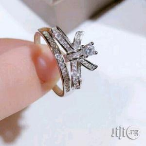 925 Sterling Silver Engagement Ring | Wedding Wear & Accessories for sale in Lagos State, Surulere