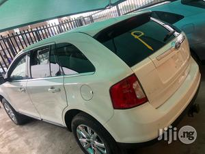 Ford Edge 2014 White | Cars for sale in Lagos State, Surulere